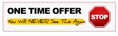 CDL One Time Offer