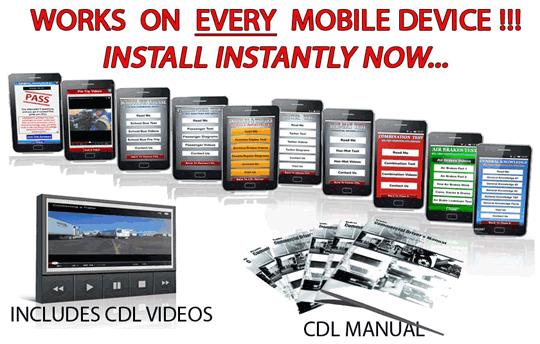 cdl test app
